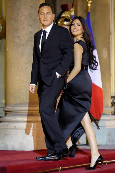 christian louboutin et sa femme