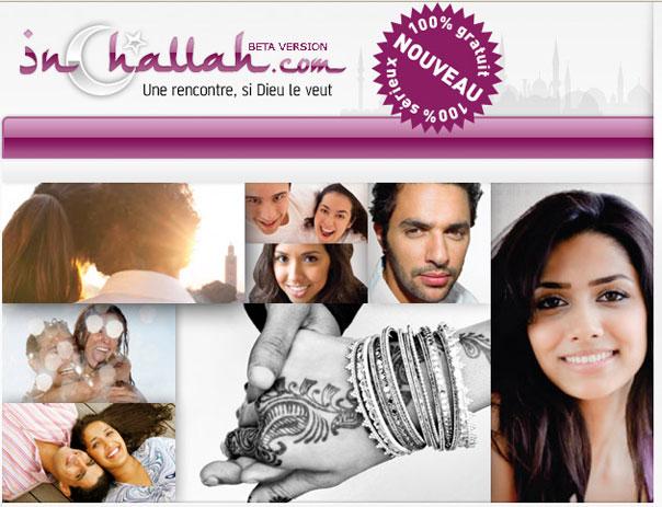 Participez en notant le site de rencontre Inchallah.com