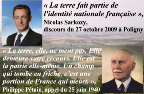 Pétain-Sarkozy