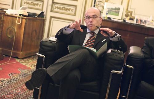 Bernard Cazeneuve 20140911