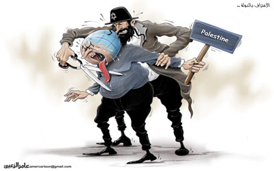 cartoon_antisemitic arab media